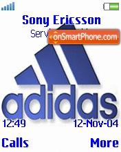 Adidas 07 theme screenshot