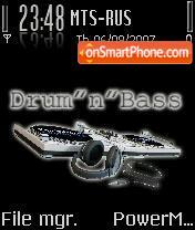 Drum N Bass es el tema de pantalla