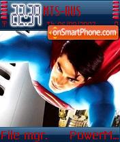 Supeman 2 Returns es el tema de pantalla
