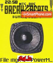 Breaken Beats es el tema de pantalla