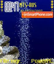 Animated Aquarium 02 es el tema de pantalla
