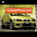 Bmw M3 04 es el tema de pantalla