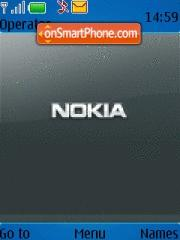 Nokia 07 theme screenshot