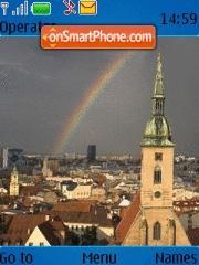 Bratislava theme screenshot
