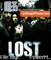 Lost 02 es el tema de pantalla