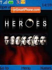 Heroes Tv Show theme screenshot