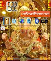 Скриншот темы Ganesh Ji