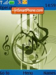 Music 04 theme screenshot