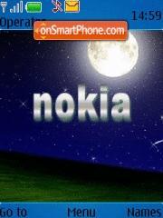 Nokia 09 theme screenshot