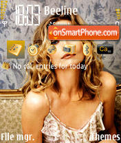 Michelle Pfeiffer theme screenshot