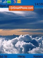 Clouds 01 theme screenshot