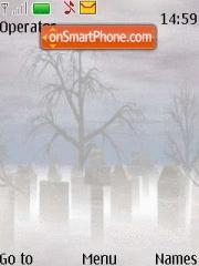 Beyond The Grave 01 theme screenshot