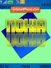 Nokia Mirror theme screenshot