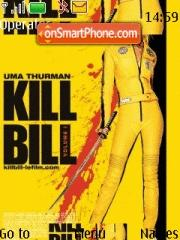 Kill Bill Vol1 theme screenshot