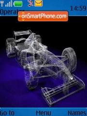 Formula 1 theme screenshot