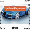 Bugatti Veyron Cabrio es el tema de pantalla