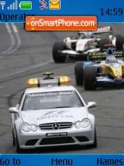 Formula One 2006 tema screenshot