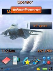 Airplane es el tema de pantalla