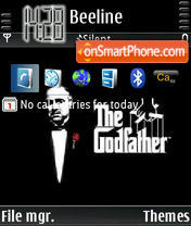The GodFather es el tema de pantalla