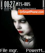 Witch 01 es el tema de pantalla