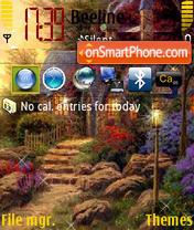 Fairyland theme screenshot
