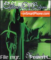 Children Of Bodom 02 es el tema de pantalla