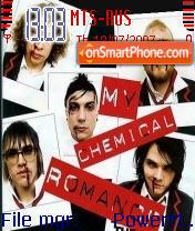 My Chemical Romance es el tema de pantalla