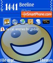 Smile 03 theme screenshot