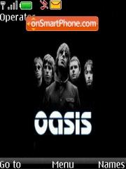 Oasis theme screenshot