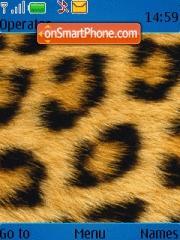Скриншот темы Tiger 06