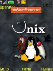 Linux 04 theme screenshot