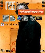 Скриншот темы Sean Paul