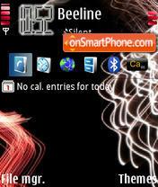 Abstract Theme-Screenshot
