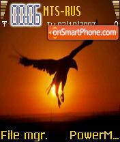 Greatemgrate Eagle es el tema de pantalla