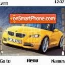 Bmw Z2 Concept 2007 es el tema de pantalla