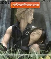 Final Fantasy theme screenshot