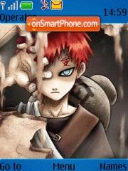 Gaara 02 theme screenshot