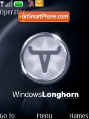 Longhorn 03 Theme-Screenshot