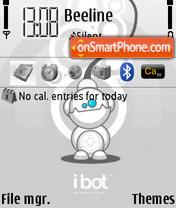 Ibot tema screenshot