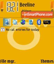 Скриншот темы Otv1
