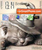 Sleepy Wizard es el tema de pantalla