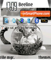 Cat 07 theme screenshot