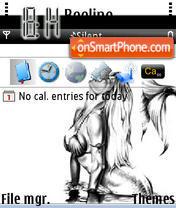 Light 04 theme screenshot
