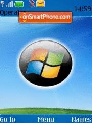 Win XP Pro theme screenshot