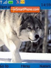 Wolf 03 theme screenshot