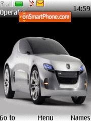 Honda Concept theme screenshot