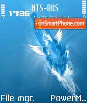 Flowing Paradise Theme-Screenshot