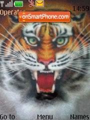 Tiger 07 theme screenshot