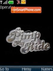 Pimp My Ride theme screenshot