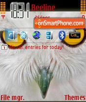 Owl theme screenshot